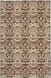 Safavieh Metropolis MTP527-1125 Creme and Brown