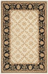 Safavieh Naples NA521A Ivory and Black