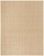 Safavieh Natural Fiber NF118A Natural and Beige