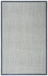 Safavieh Natural Fiber NF151A Natural and Dark Grey