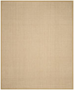 Safavieh Natural Fiber NF151B Natural and Beige