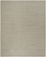 Safavieh Natural Fiber NF151C Natural and Taupe