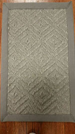 Safavieh Natural Fiber NF154B Light Grey and Grey