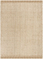 Safavieh Natural Fiber NF182A Natural and Ivory