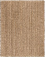 Safavieh Natural Fiber NF183A Natural and Brown