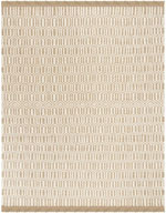 Safavieh Natural Fiber NF184A Natural and Ivory