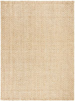 Safavieh Natural Fiber NF264A Ivory and Natural