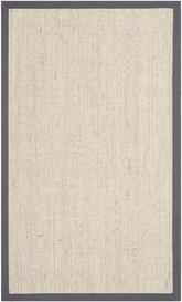 Safavieh Natural Fiber NF441B Marble and Grey