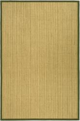 Safavieh Natural Fiber NF442A Green and Green