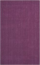 Safavieh Natural Fiber NF447B Purple