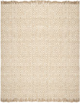 Safavieh Natural Fiber NF450A Natural and Ivory