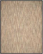 Safavieh Natural Fiber NF474A Natural and Brown