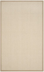 Safavieh Natural Fiber NF476A Ivory and Natural