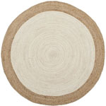 Safavieh Natural Fiber NF801M Ivory and Natural