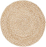 Safavieh Natural Fiber NF804B Natural and Ivory