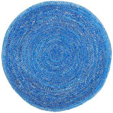 Safavieh Natural Fiber NFB116M Blue and Beige