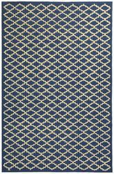 Safavieh Newport NPT211B Indigo and Ivory