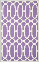 Safavieh Newport NPT434B Purple and White