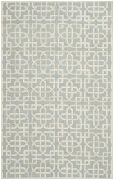 Safavieh Newport NPT441B Light Blue and White