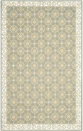 Safavieh Newport NPT443A Olive and Beige