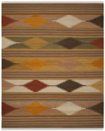 Safavieh Kilim NVK175A Natural and Multi