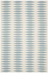 Safavieh Kilim NVK179A Ivory and Blue