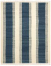 Safavieh Kilim NVK213A Blue and Ivory