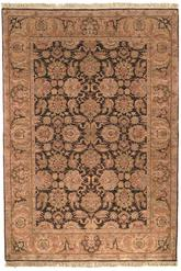 Safavieh Old World OW115B Dark Brown and Gold