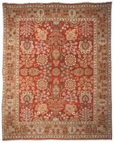 Safavieh Old World OW116A Red and Gold