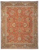 Safavieh Old World OW117A Copper and Green