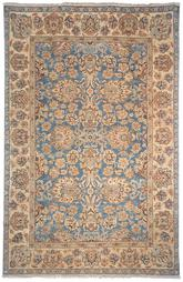 Safavieh Old World OW122A Blue and Light Gold