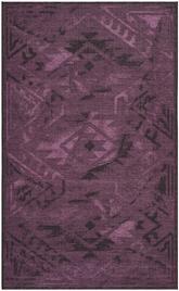 Safavieh Palazzo PAL122-56C7 Black and Purple