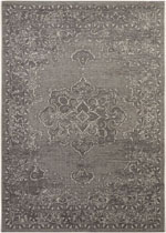 Safavieh Palazzo PAL12478124 Light Grey and Anthracite