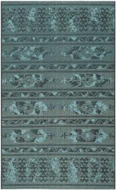 Safavieh Palazzo PAL125-56C4 Black and Turquoise