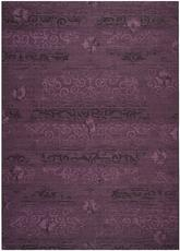 Safavieh Palazzo PAL12956C7 Black and Purple