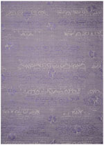 Safavieh Palazzo PAL1297973 Purple and Light Grey