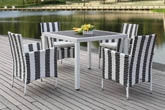 FRAZIER 5 PC OUTDOOR SET