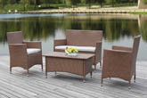 FIGUEROA 4 PC OUTDOOR SET