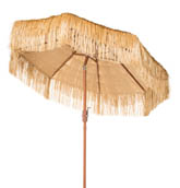 TIKI 9FT CRANK UMBRELLA