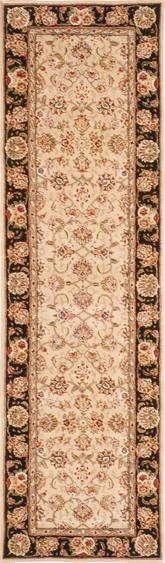 Safavieh Persian Court PC106E Beige and Black
