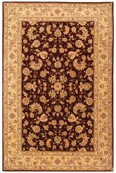 Safavieh Persian Court PC112D Burgundy and Beige