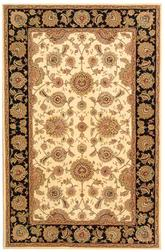 Safavieh Persian Court PC123A Ivory and Black
