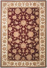 Safavieh Persian Court PC123F Red and Ivory