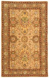 Safavieh Persian Court PC460A Ivory and Taupe