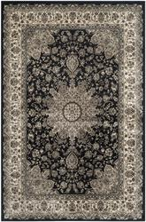 Safavieh Persian Garden PEG605B Black and Ivory