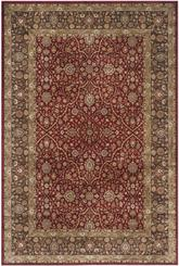 Safavieh Persian Garden PEG606R Red and Brown