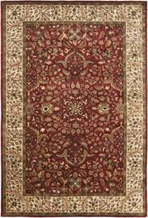 Safavieh Persian Legend PL527A Red and Ivory