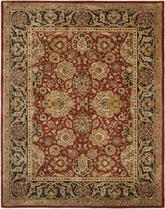 Safavieh Persian Legend PL537A Rust and Navy