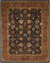 Safavieh Persian Legend PL537B Navy and Rust