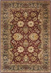 Safavieh Persian Legend PL539B Rust and Navy